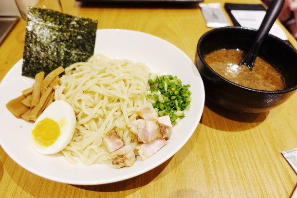 Tsukemen Noodles