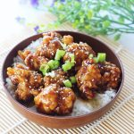Honey Garlic Crispy Chicken Recipe
