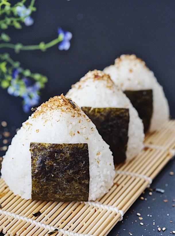 Tuna Mayo Onigiri Japanese Rice Balls