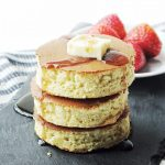 Fluffy Japanese Souffle Pancakes Recipe