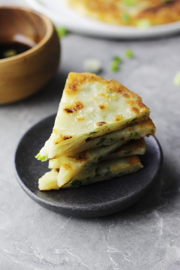 Chinese Scallion Pancakes Recipe