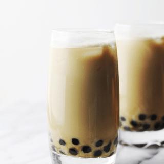 Bubble Milk Tea (Boba) Recipe