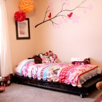Diy Twin Bed From Wood Pallets Emily Jones Photography