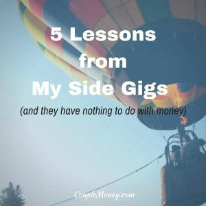 5 Lessons from My Side Gigs