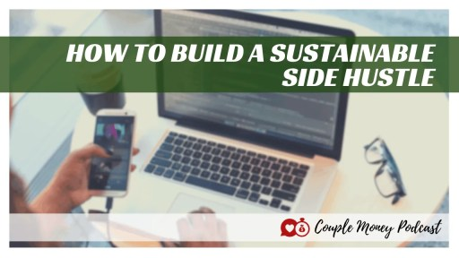 Interested in knocking out your debt faster, saving for a big goal (like a house down payment) or pivoting your career path? Use these tips to not only start a business but grow a sustainable side hustle! #sidehustle #money #podcast