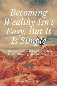 Learn how changing one habit, one bill at a time can snowball and build your wealth.