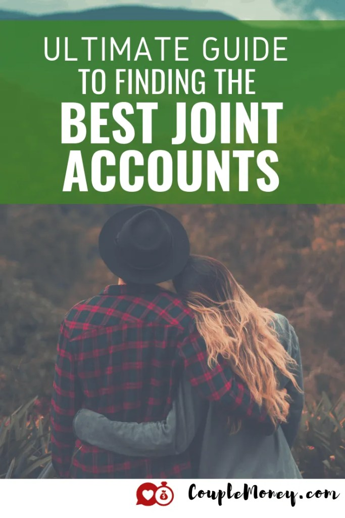 Looking to get the most out of your money? Learn how to find the best joint checking and savings accounts based on low fees, fantastic customer service, and competitive interest rates! #savings #marriage #money #personalfinance #financialfreedom #financialindependence