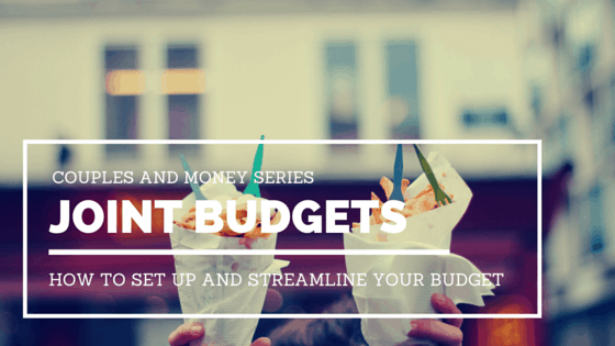 Learn how you two can make a joint budget that fits your lifestyle and builds up your finances.