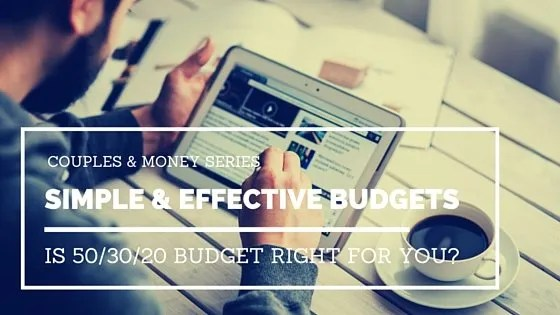 Looking for an easy and effective way to budget? The 50/20/30 budget can help you prepare for the future and have fun now.