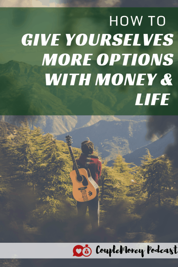 Tired of living paycheck to paycheck? Learn how you two can have more options with your money and lives!  #money #debtfree #fi #financialindependence