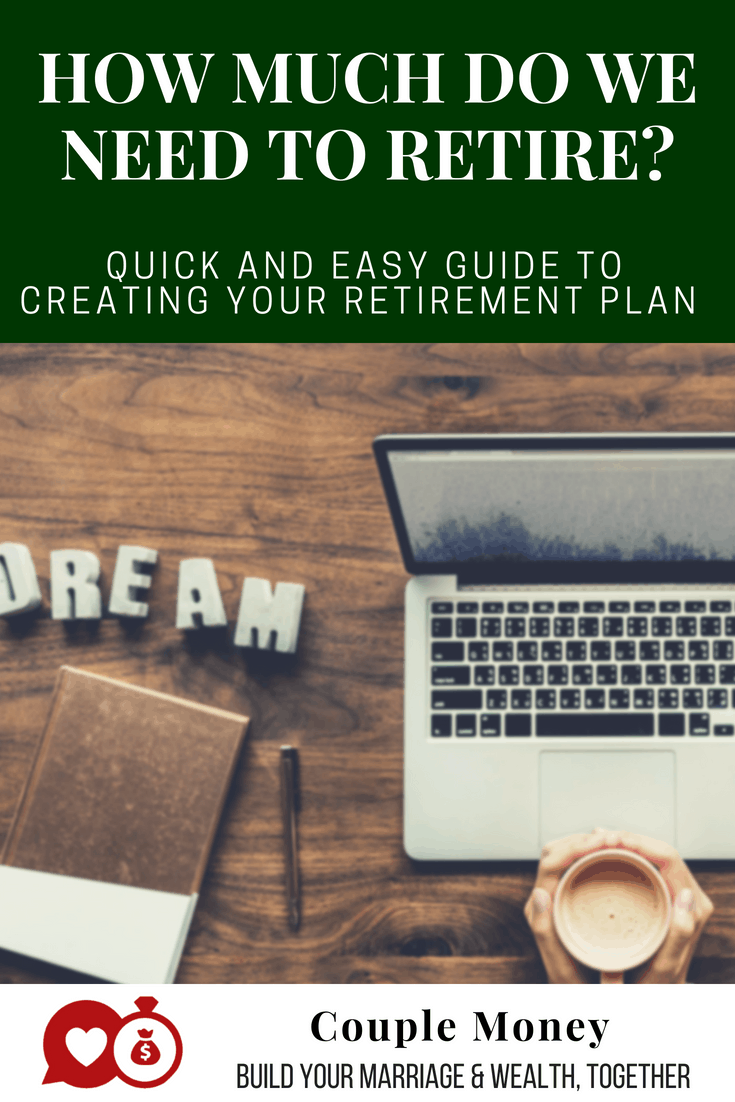 how to quickly create your retirement plan with spreadsheets