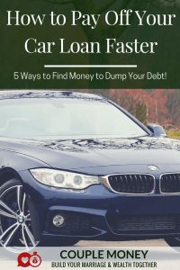 How Can You Pay Off Your Car Loan Faster