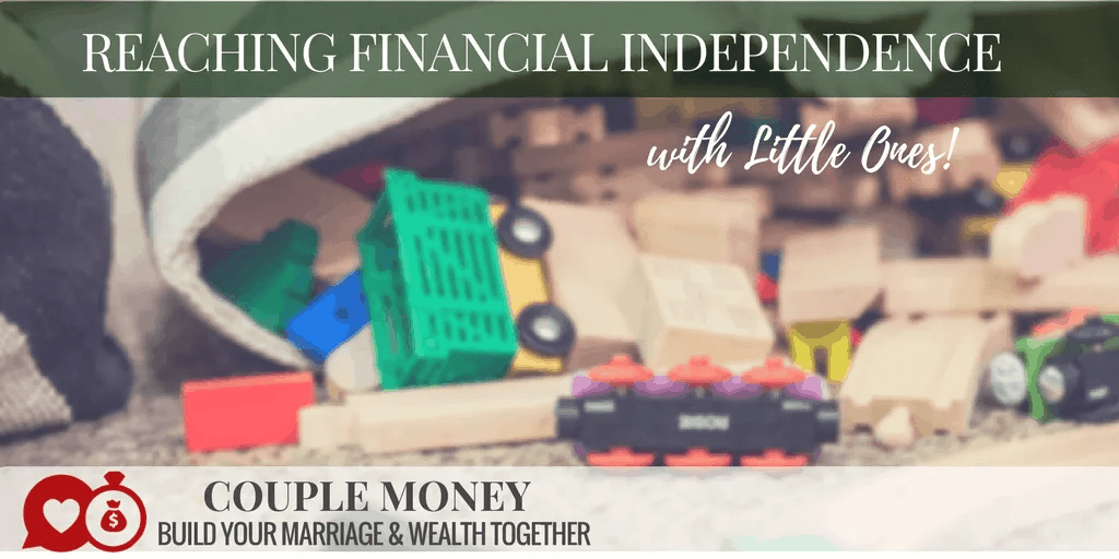 Parenthood keeping you busy? Learn how you two can work together and achieve financial independence fast! #fire #fi #family #money