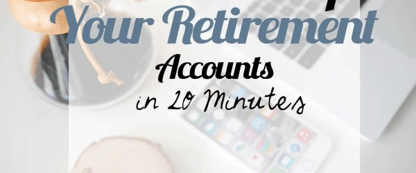 Learn how easy it is to set up your retirement accounts using Betterment.