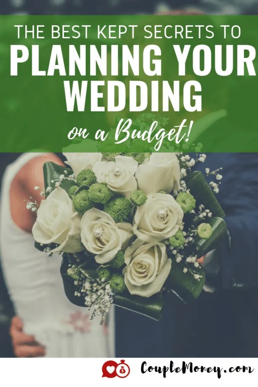 Want to have a lovely, memorable, and meaningful wedding day? Here are five key ways you can save a ton of money while planning your wedding and stick to your budget! #wedding #weddingplanning #money #personal finance