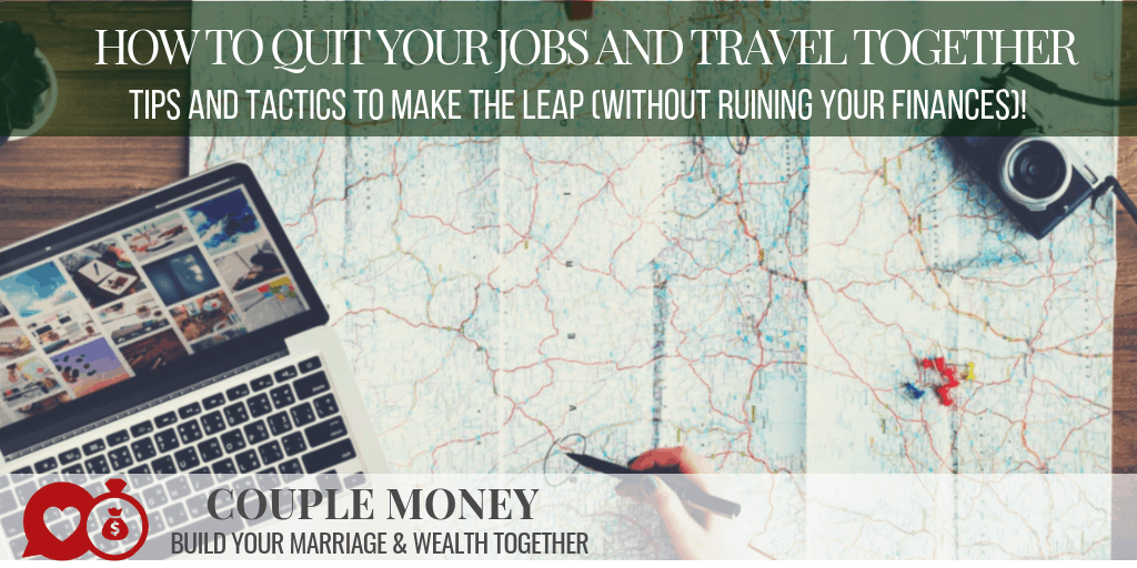 Want to travel together and have more options with your career and life? Alli and Matt share the strategies and tactics they used to dump debt and become financially free!