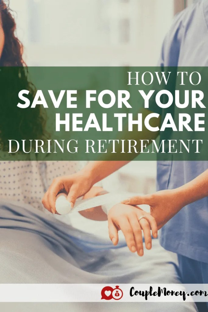 Worried that you won't have enough saved to cover healthcare expenses during retirement? Learn how you can prepare so you can lower your taxable income now and have money stashed away later! #savings #insurance #healthcare #retirement