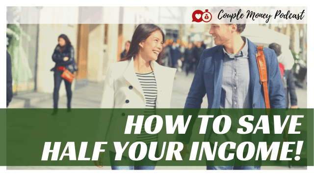 Saving half of your income seems impossible, but it can be done. Here are the best strategies to save more without living like a monk! #savings #personalfinance #fi #fire #financialindependence
