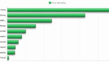 august 2010 spending couple money
