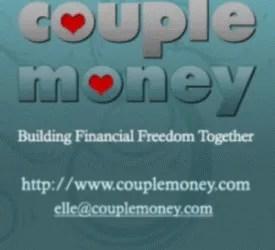 couple money button