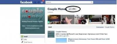 couple money facebook page