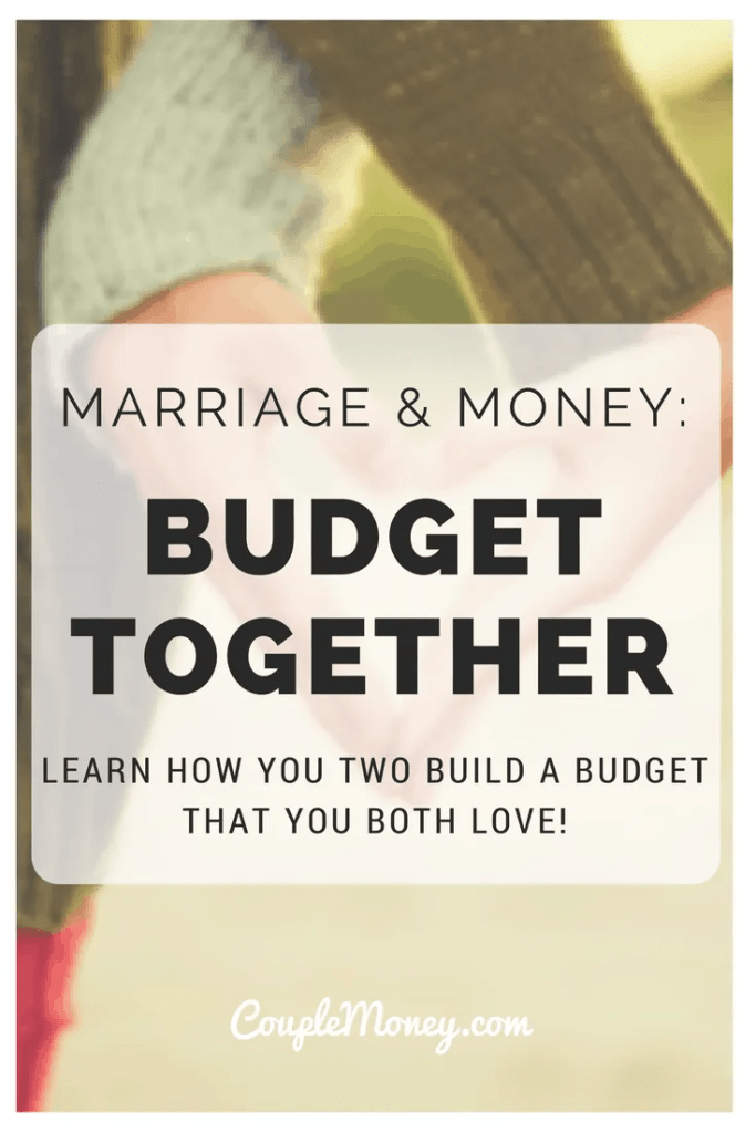 Learn the best way to start budgeting together. Jessi Fearon, The Budget Mama, shares how to make a budget without starting a fight!