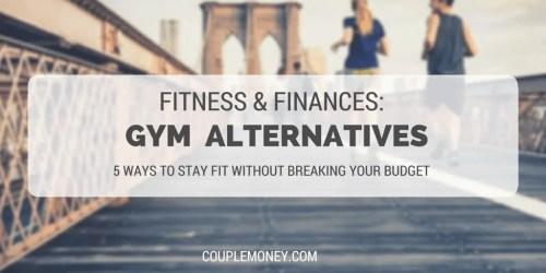 gym alternatives couple money