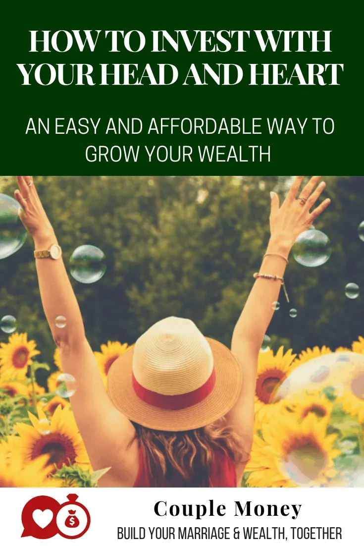Want to invest so you can not only grow your wealth, but align your finances to your specific goals? Learn an affordable option that can make it easier to stay on top of your portfolio! #investing #money