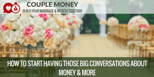With wedding season here, it's time to discuss newlyweds and finances. What are the essentials every couple should know before merging their money?