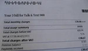 phone bill savings