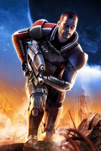 Are you as focused as Shepard?