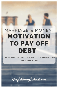 If you two are struggling to stay focused with paying off debt, here are fours ways to keep you motivated! Get the tools, sites, and resources we used!