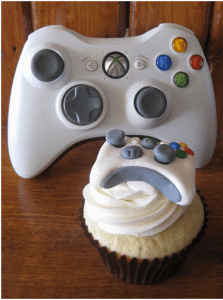 What a great cupcake!