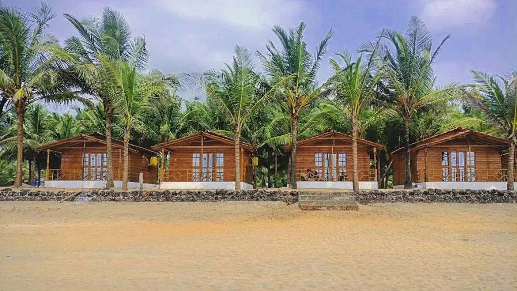 Goan Beach Cottages