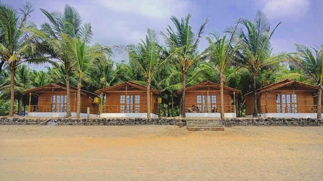 Goan Beach Cottages