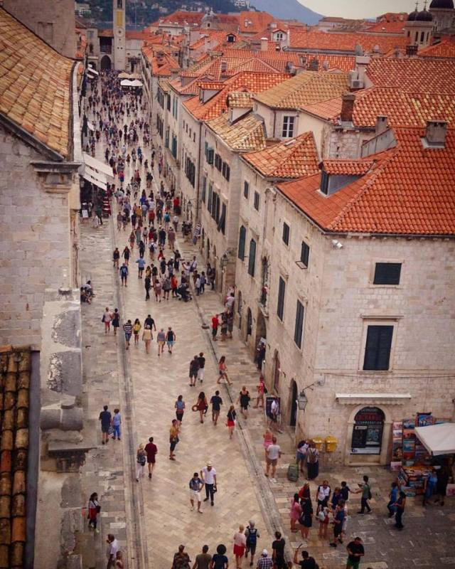 Stradun Dubrovnik - Dubrovnik Trip