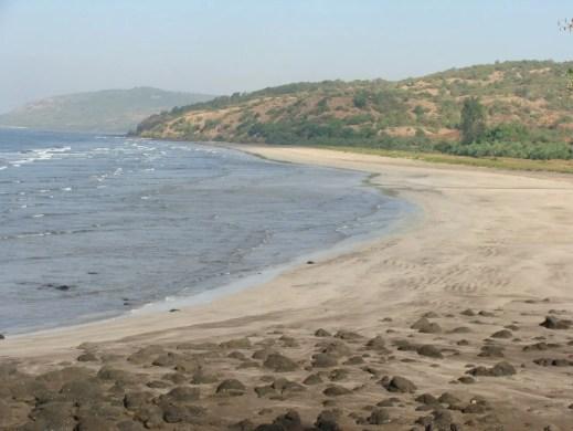 Padale Beach in Konkan