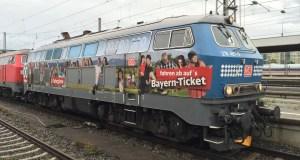 Bayern Ticket