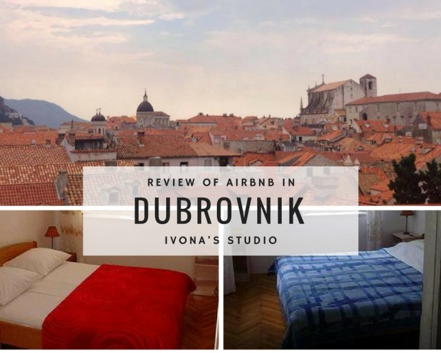 airbnb in old town dubrovnik