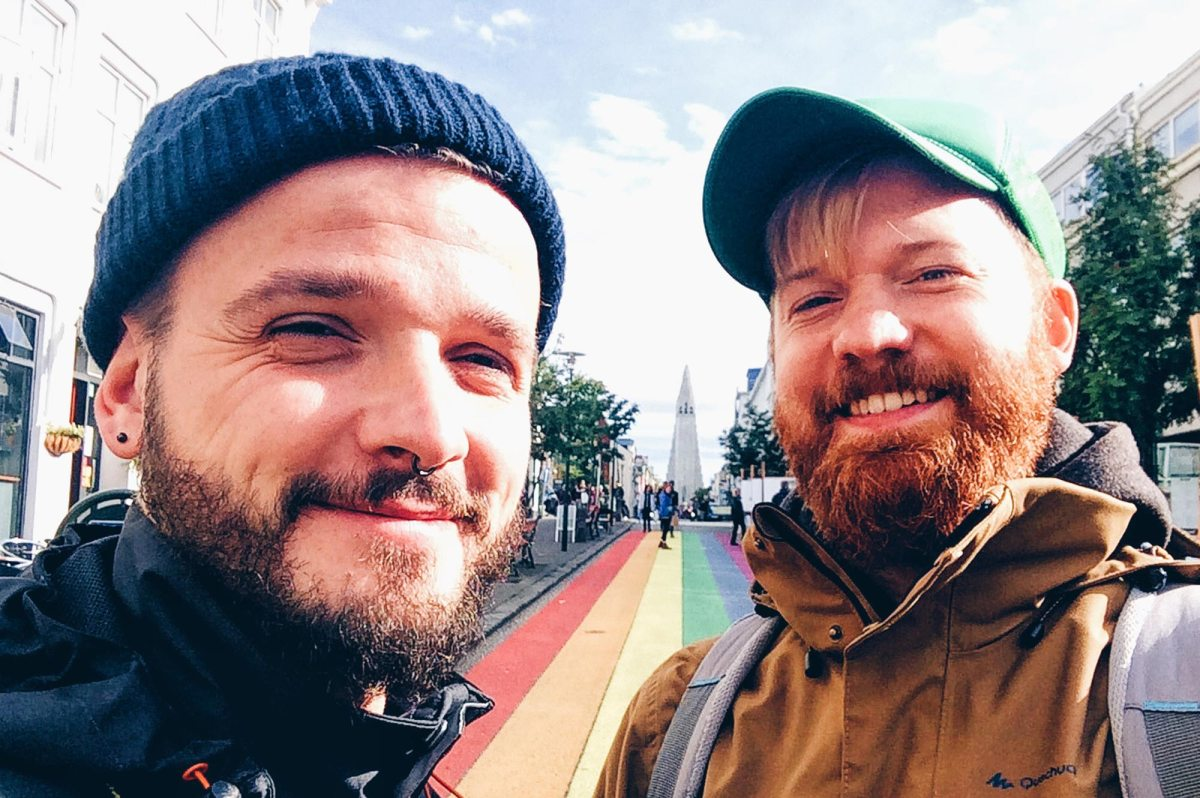 Gay Couple Travel: Our City Weekend Reykjavik | Iceland Road Trip Part 1