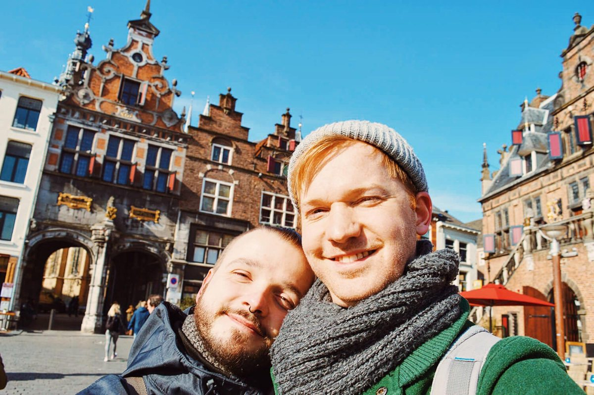 Gay Couple Travel: Our City Weekend Nijmegen | The Netherlands