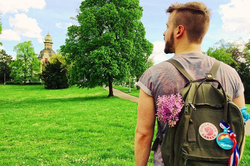 Schwuler Reiseführer Prag Nature explorations in and around Prague | Gay Couple City Weekend Prague © CoupleofMen.com