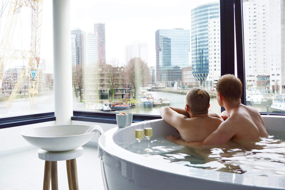 Gay Couple Travel: Our City Weekend Rotterdam | The Netherlands