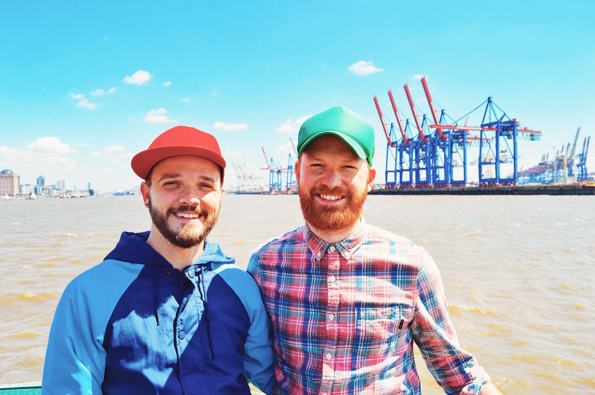 Gay Couple Travel Hamburg: Our City Weekend in the North German Hansa City