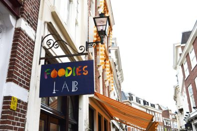 Food Lab - Gay Couple City Weekend The Hague © Coupleofmen.com