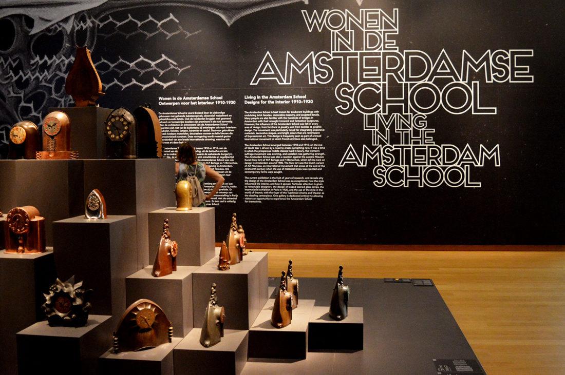 Stedelijk Museum | Gay Couple City Weekend Amsterdam Netherlands © CoupleofMen.com