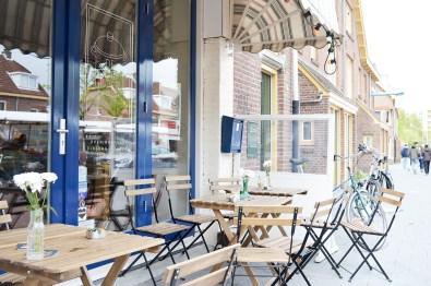Restaurant Soepboer in North Amsterdam | Gay Couple City Weekend Amsterdam Netherlands © CoupleofMen.com