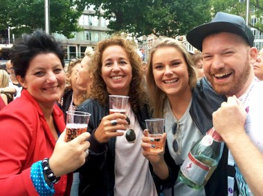 Strong Photos Gay Euro Pride Amsterdam 2016