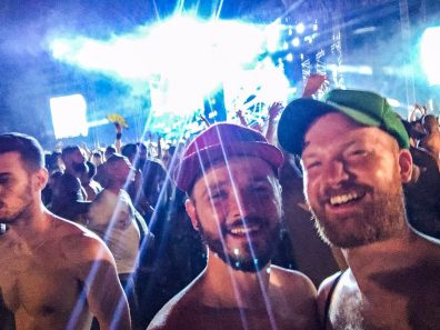 Final Gay Pride Party with Offer Nissim | Gay Pride Week Tel Aviv 2016 © CoupleofMen.com