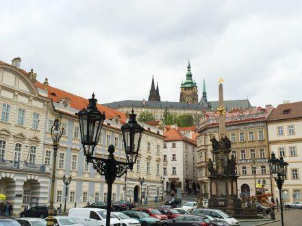 Schwuler Reiseführer Prag St. Vitus Cathedral | Gay Couple City Weekend Prague © CoupleofMen.com